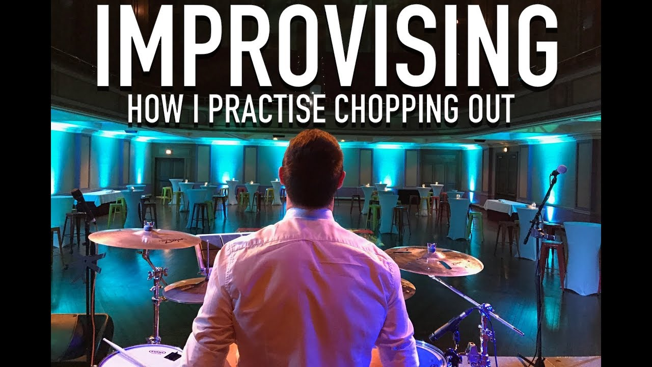 Download Improvising - How I Practise Chopping Out - Advanced Drum Lesson by Nick Bukey