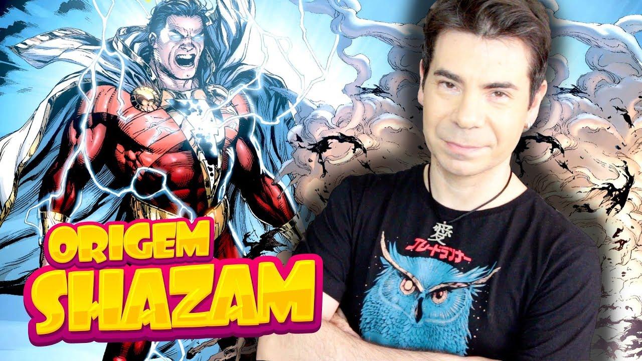 SHAZAM | ORIGEM