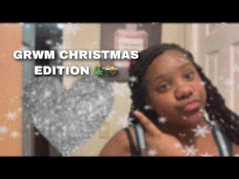 Grwm Christmas Edition Youtube I'm getting ready for christmas with a bang and since it's my birthday tomorrow i thought i might share with you how i do my makeup for a dramatic christmas. youtube