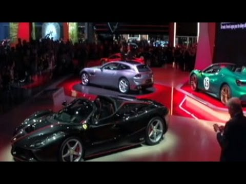 Car And Bike Show - 2016 Paris Motor Show: Cars Coming To India And Mercedes-Benz GLA 4MATIC Review