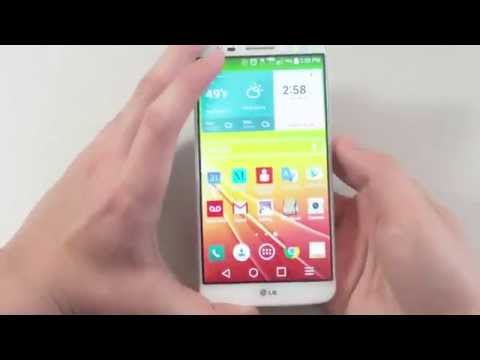 LG G2 Android 5.0.2 Lollipop Update Review (Verizon)