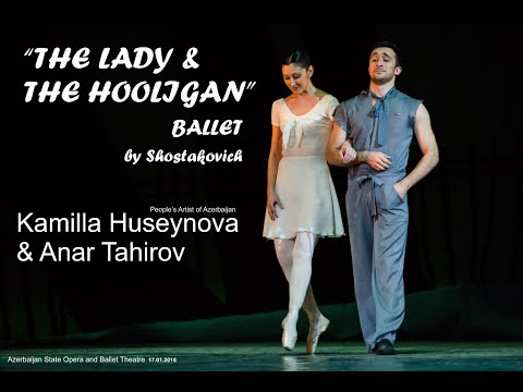 """""""THE LADY & THE HOOLIGAN"""" Ballet"""