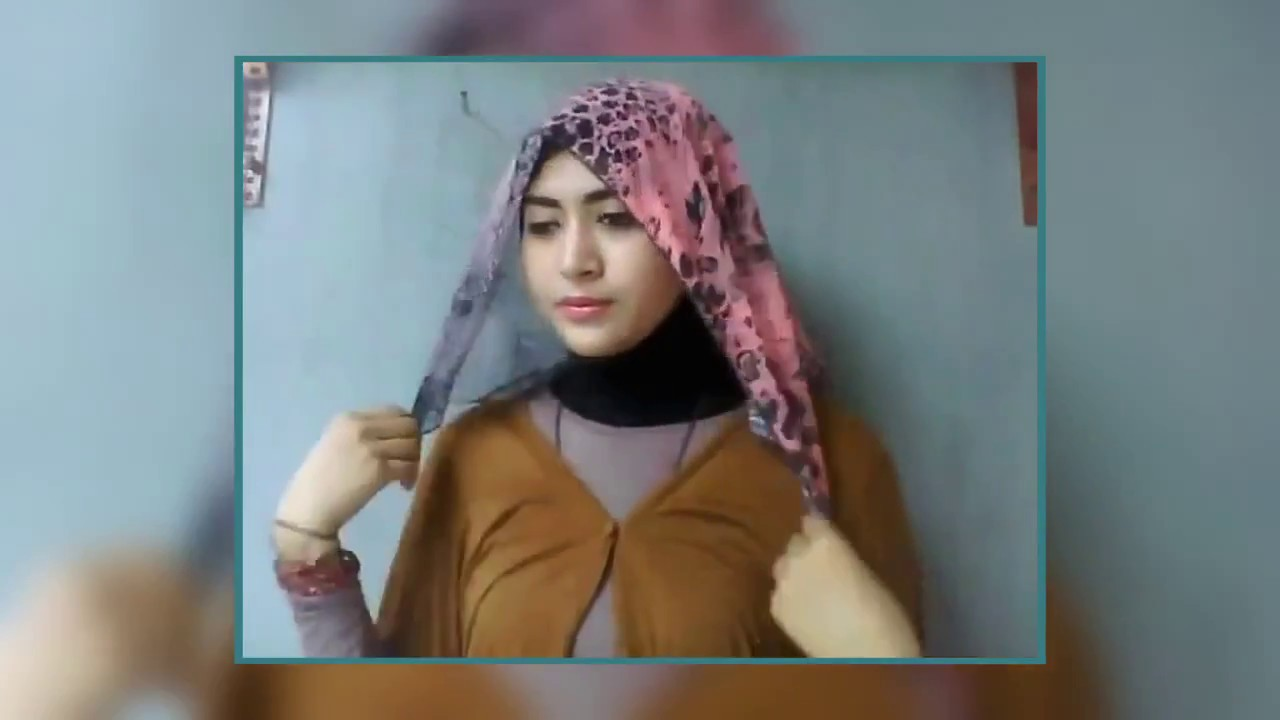 Tutorial Hijab Natasha Farani 8 YouTube