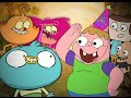 Clarence vs Harvey Beaks. Epic Rap Battles of Cartoons Season 3.