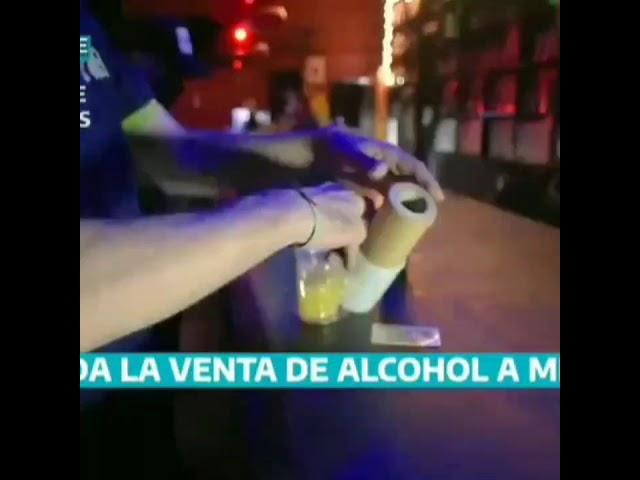 """Clausuran D3 por romper el protocolo """"COVID"""" y venta de alcohol a menores"""