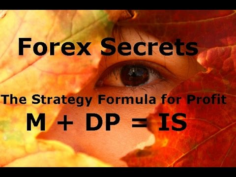 Forex Trading Secrets - The Strategy Formula for Successful Trading