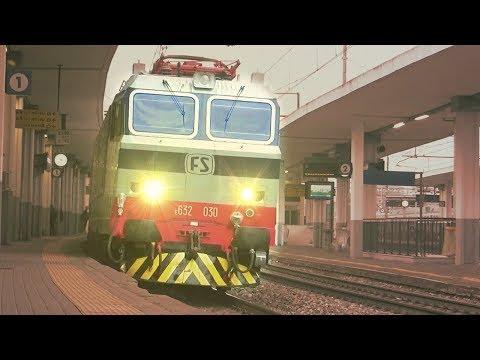 il RITORNO della TIGRE - PRIMO TRENO STORICO con FS E632! Milano Centrale - Venezia S. Lucia