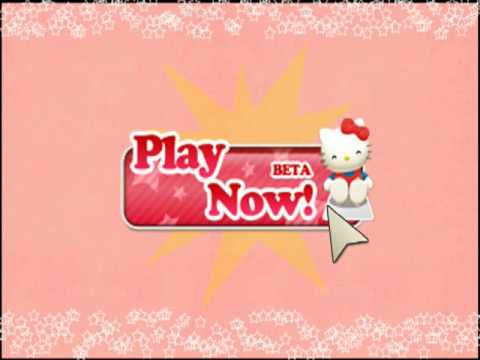 Hello Kitty Online Web3D Augmented Reality Application - Tutorial