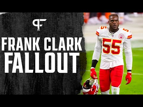 Frank Clark's potential fallout with authorities, NFL from latest gun ...