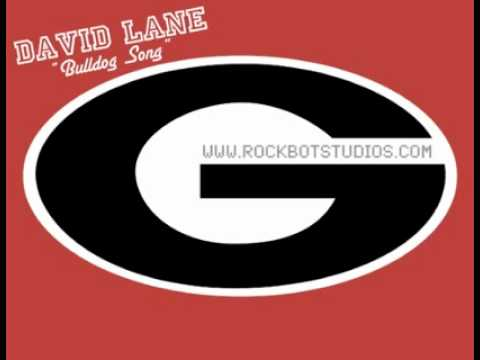 David Lane - Bulldog Song (Go Dawgs!)