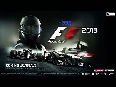 F1 2013 PC #008 Training Shanghai International Circuit / China Karriere [HD+] Let's Play F1 2013 PC