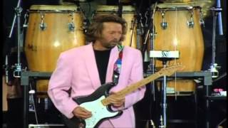 Money for Nothing - Dire Straits & Eric Clapton - Knebworth 1990 - Part 19