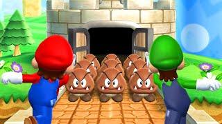 Mario Party 9 - Mario vs Luigi - Minigames (Master CPU)