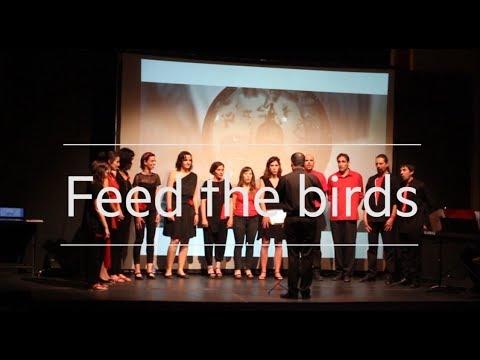 Feed the birds. Cor sOns. 11/06/2017