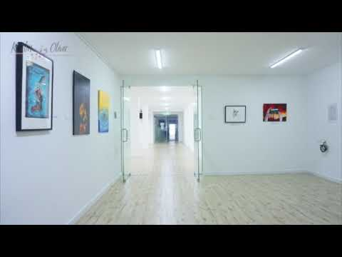 Arts Consultancy: Past project White Box