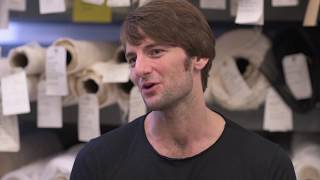 Meet Lead Principal Aaron Robison | English National Ballet