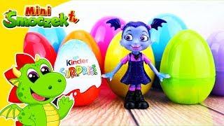Disney Vampirina Otwiera Jajka Niespodzianki Bajki Zabawki Dla Dzieci Po Polsku