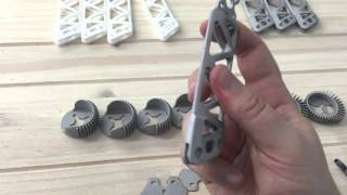 project eclipse episode 1 world first 3d printed aluminium fpv racing drone