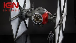 Hasbro Reveals New Force Awakens, Star Wars Rebels Toys - IGN News