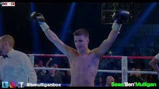 SEAN BEN MULLIGAN - PREPARES FOR 12TH PRO FIGHT 28TH SEP | BBTV HIGHLIGHT PROMO