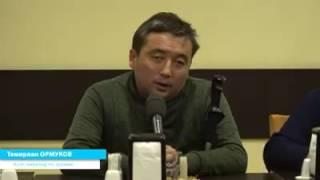Поэт и инвалид Темирлан Ормуков рассказал журналистам подробности его вызова в Генпрокуратуру