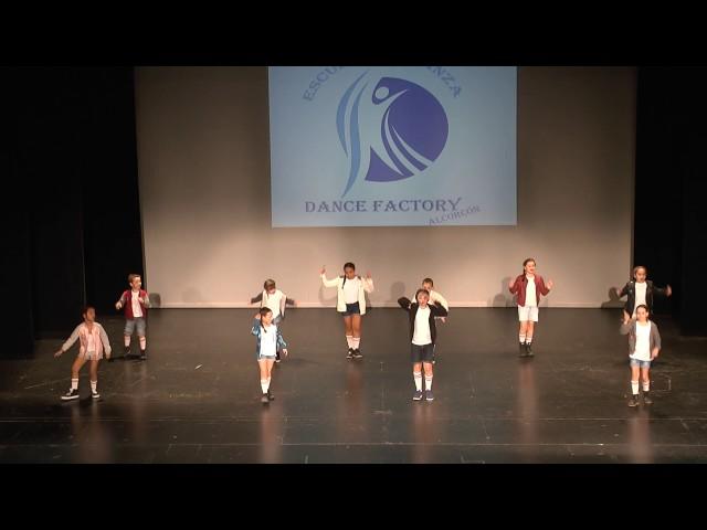 5º Festival de Navidad Dance Factory Alcorcón 2016