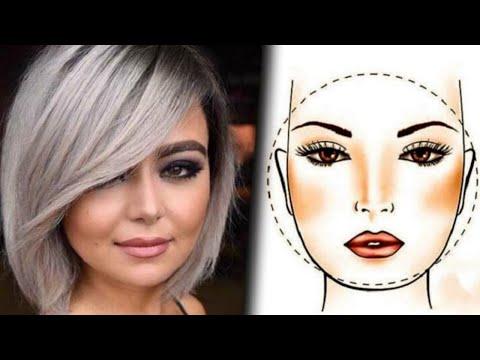 Выбирай стрижку по форме лица. И будешь самой красивой | Я знаю
