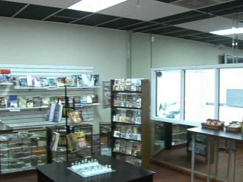 Godnet cafe su libreria cristiana ahora en weston youtube - Librerias cristiana ...
