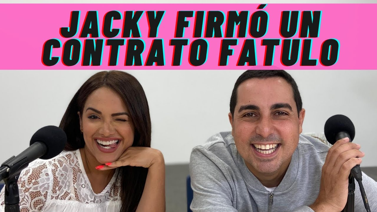 JACKY FONTANEZ FIRMÓ UN CONRATO FATULO | LA EMBARRÉ EP. 2 | JACKY FONTANEZ
