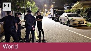 Ex-Malaysian PM Najib Razak's house searched
