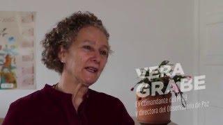 1325: Mujeres resueltas a construir paz - Vera Grabe, Observatorio para la Paz