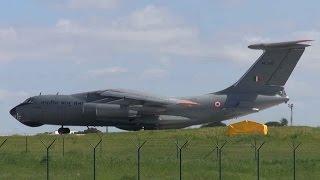 Indian Air Force Ilyushin Il-78MKI