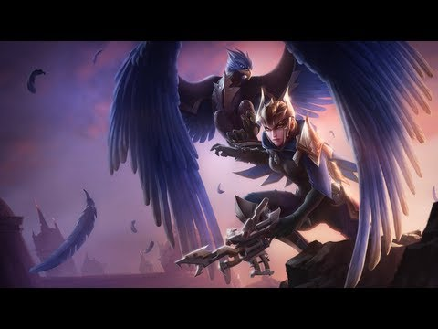 Quinn and Valor - Login screen and Music (League of Legends) from YouTube · Duration:  2 minutes 18 seconds
