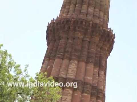 Qutb Minar, the highest tower in India
