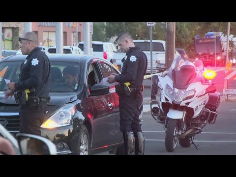 Fresno police increases focus on bicycle and pedestrian safety thumbnail