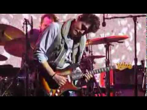 John Mayer Slow Dancing In A Burning Room Live On Le Doovi