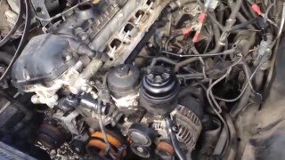 Hidden BMW E39 E46 X5 E53 M54 M52tu M56 Maintenance Items Under the Intake Manifold