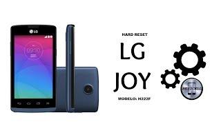 Hard Reset - LG Joy  (H222f)