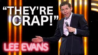 The Weather Man  Lee Evans: Monsters