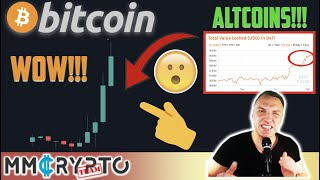 WTF!! ALTCOIN SEASON Starts NOW!? THIS BITCOIN CHART Say's THIS...!!! #Bitcoin