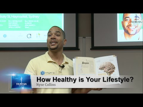 WOW 1: How Healthy is Your Lifestyle? by Nyse Collins (17 March 2016)