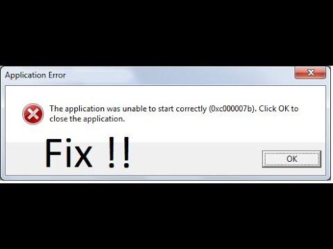 Fix Error 0xc000007b ( GTA V , Watch Dogs , Far Cry 4 ,   ) حل مشكلة