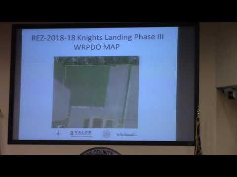 5b. REZ-2018-18  3982 Bemiss Knights Academy, E-A to R-10,  ~42.71 acres