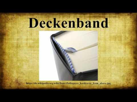 Deckenband