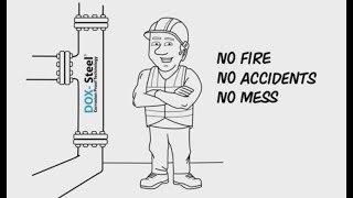 Karikatür Medya tarafından Dox Çelik için beyaz tahta video - Explainer video şirketi