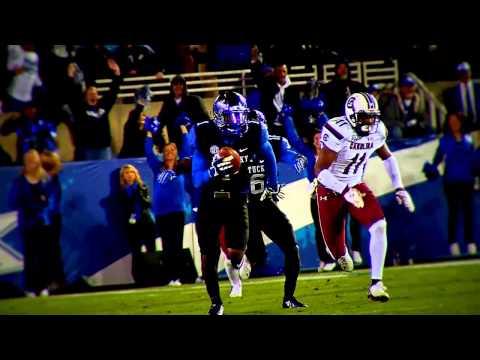 Kentucky Wildcats TV:UK Football vs South Carolina highlight 2014