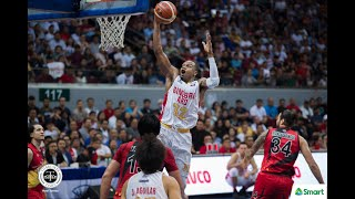 Justin Brownlee honored by Tim Cone's praise, still he knows work has to be done