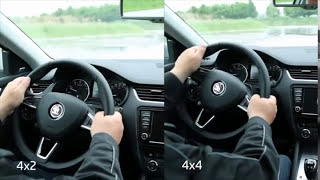 SKODA Octavia 4x4 Drive