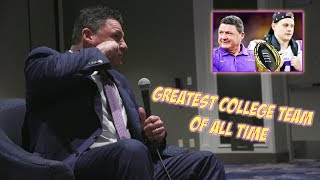 Coach O Just Led The Greatest College Football Team Ever To The Title