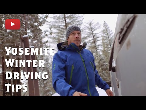 Yosemite winter travel tips